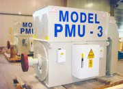 Electrical motor – power 1850 kW